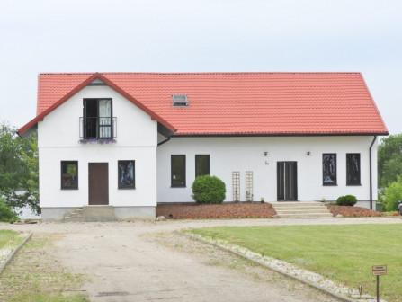 dom wolnostojący, 9 pokoi Świętosławice