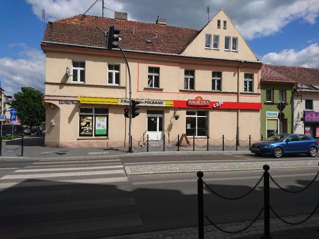 Mieszkanie 1-pokojowe Nowa Sól Centrum, ul. marsz. Józefa Piłsudskiego 8