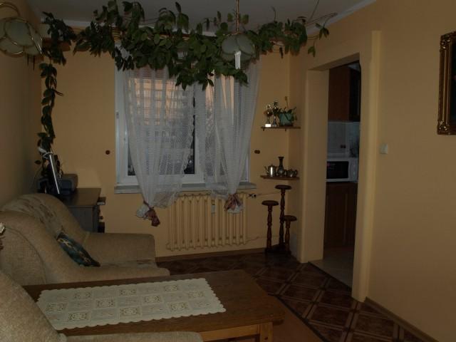 Mieszkanie 3-pokojowe Elbląg Centrum, ul. Czerwonego Krzyża 1