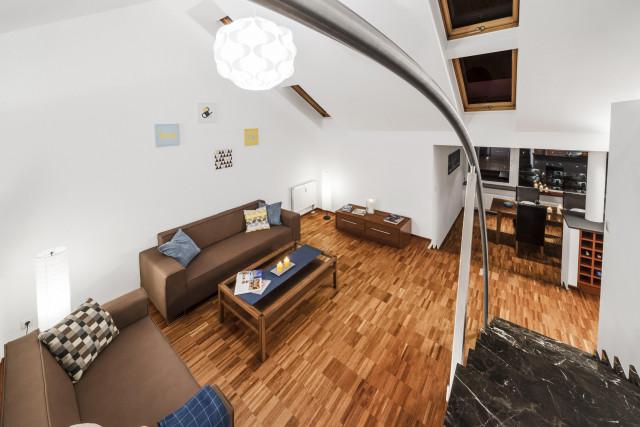 Mieszkanie 3-pokojowe Warszawa Wola, ul. Szlenkierów 1