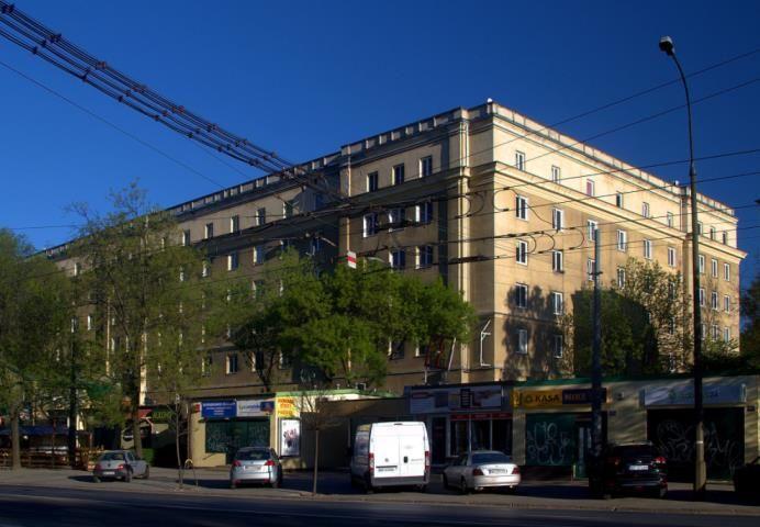 Mieszkanie 2-pokojowe Warszawa Wola, ul. Wolska