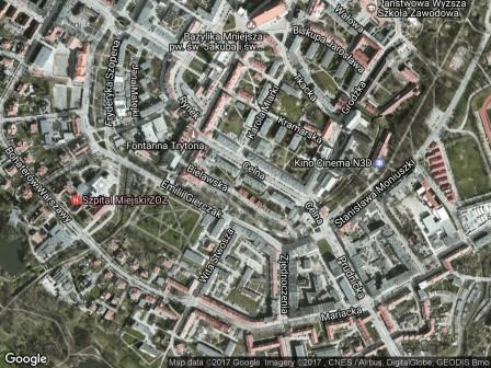 Mieszkanie 2-pokojowe Nysa, ul. Celna