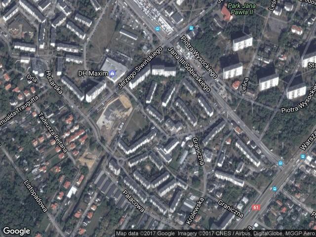 Mieszkanie 4-pokojowe Legionowo, ul. Jerzego Siwińskiego 9