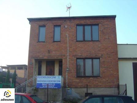 dom wolnostojący Słupca, ul. Browarna