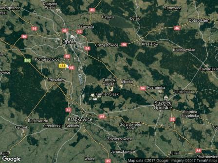 Działka budowlana Tarnów Opolski, ul. Pieczarkowa