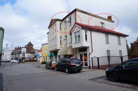 Mieszkanie 3-pokojowe Ustka Centrum, ul. Marynarki Polskiej