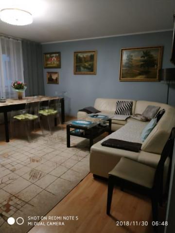 Mieszkanie 3-pokojowe Łuków, ul. Kiernickich
