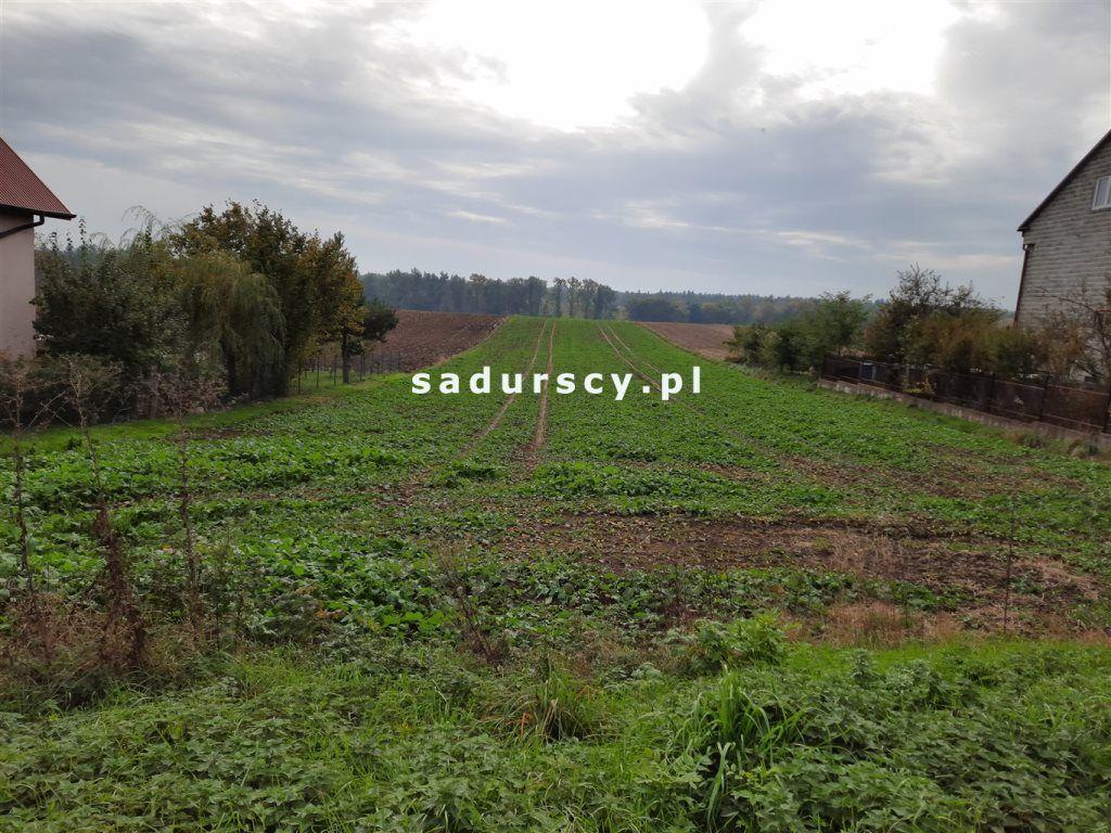 Działka rolno-budowlana Czaple Wielkie