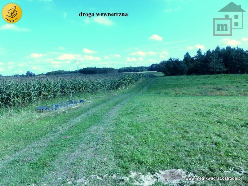 Działka rolna Domkowo