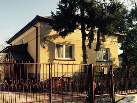 dom wolnostojący, 4 pokoje Płochocin Płochocin-Osiedle, ul. 1 Maja