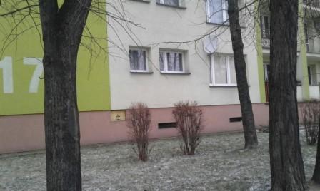 Mieszkanie 1-pokojowe Wodzisław Śląski, os. 1 Maja 17