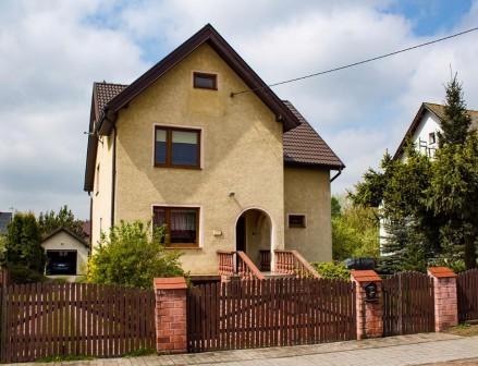 dom wolnostojący Elgiszewo