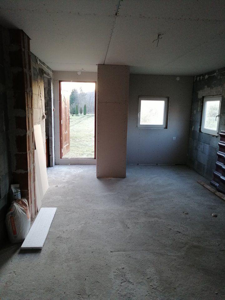 dom wolnostojący, 4 pokoje Dobra Dobrzanka