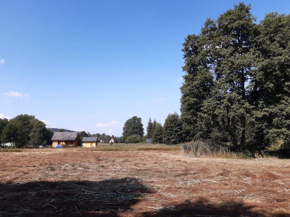 Działka budowlana Bondyrz