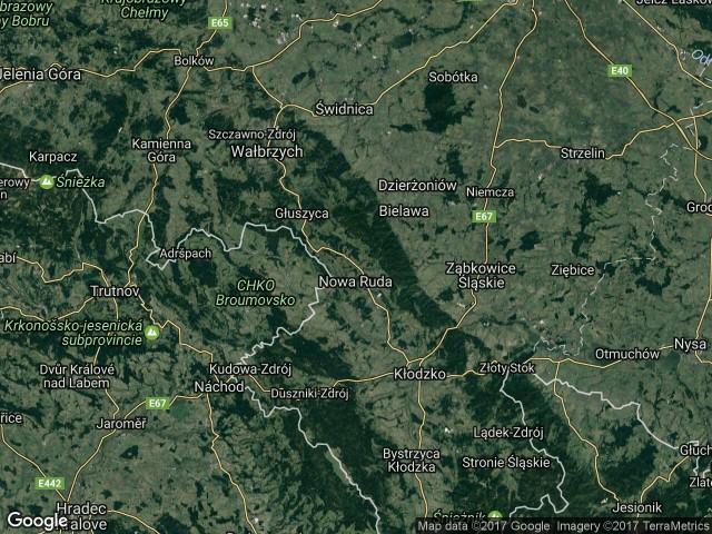 Mieszkanie 1-pokojowe Nowa Ruda Drogosław