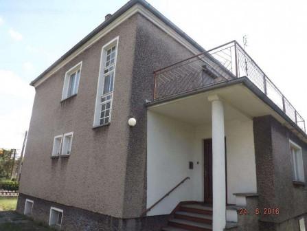dom wolnostojący Olesno, ul. Wachowska 15