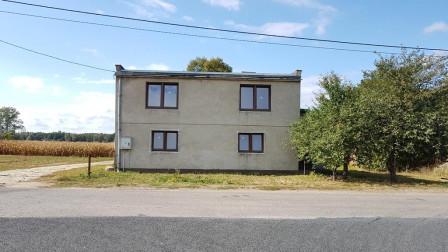 dom wolnostojący, 5 pokoi Brzeźno Brzeźno Parcele, ul. Leśna