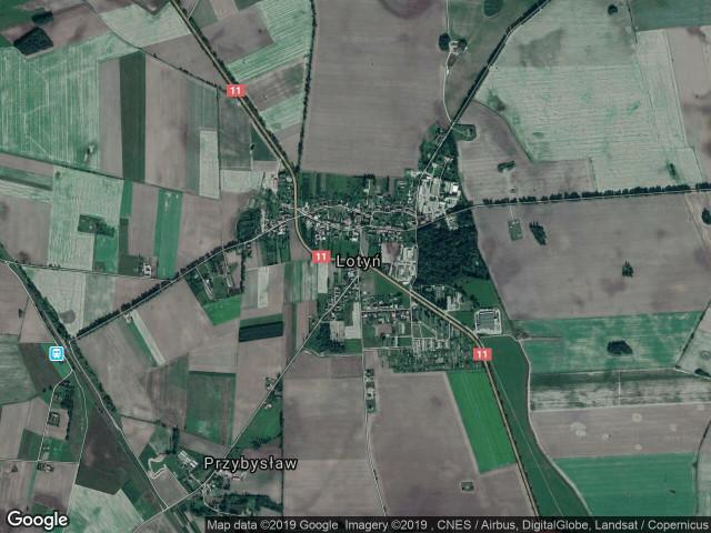 Mieszkanie 1-pokojowe Lotyń, ul. Wiśniowa 1