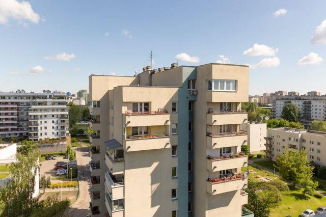 Mieszkanie 3-pokojowe Warszawa Saska Kępa, ul. Stanisława Sosabowskiego