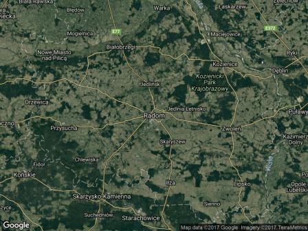 Mieszkanie 1-pokojowe Radom Prędocinek, ul. Armii Krajowej