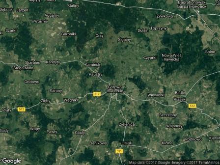Mieszkanie 1-pokojowe Górowo Iławeckie, ul. gen. Józefa Bema