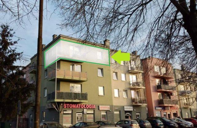 Mieszkanie 2-pokojowe Oleśnica Centrum, ul. Ignacego Paderewskiego