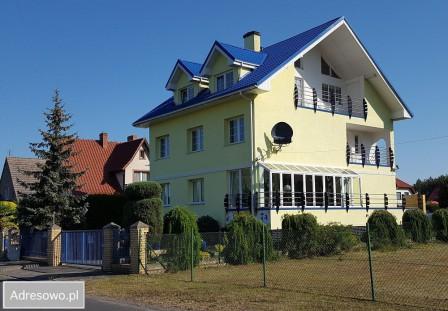 dom wolnostojący, 8 pokoi Szczecin Wielgowo, ul. Wesoła 7A