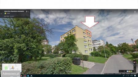 Mieszkanie 2-pokojowe Jelenia Góra Zabobrze, ul. Ludomira Różyckiego 3