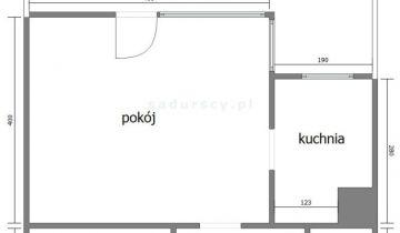 Mieszkanie 1-pokojowe Kraków Prądnik Czerwony, ul. Dobrego Pasterza. Zdjęcie 12