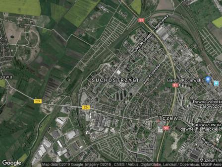 Mieszkanie 3-pokojowe Tczew, ul. Armii Krajowej