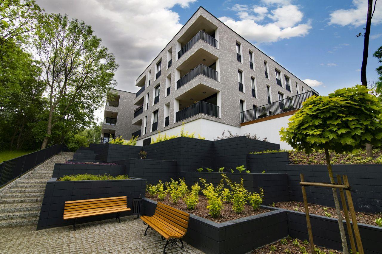 Mieszkanie 2-pokojowe Bydgoszcz Jary, ul. Czerwonego Krzyża 13