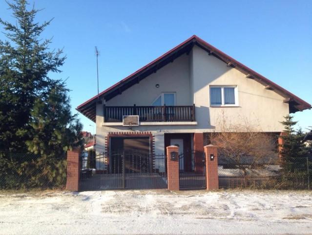 dom wolnostojący Więcbork