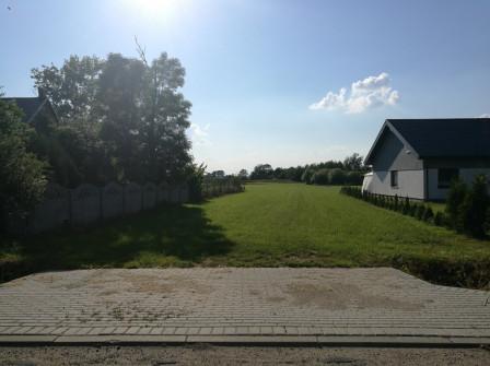 Działka rolno-budowlana Broniszewice