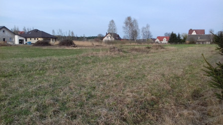 Działka rolno-budowlana Ciasne