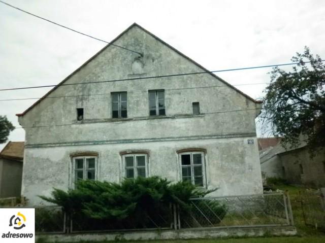 dom wolnostojący Pogórze
