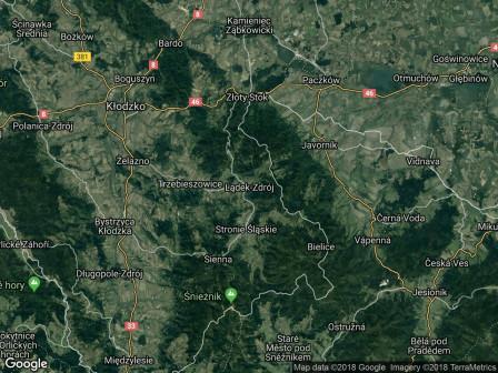 Mieszkanie 3-pokojowe Lądek-Zdrój