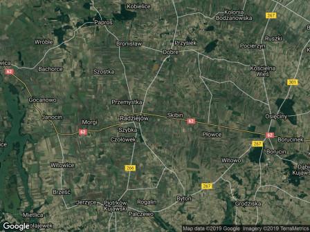 Działka rolna Leonowo