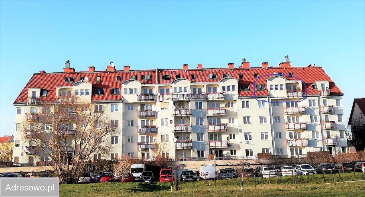 Mieszkanie 2-pokojowe Wrocław Psie Pole, ul. Poświęcka