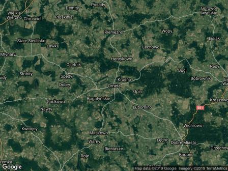 Mieszkanie 2-pokojowe Orneta, ul. Polna