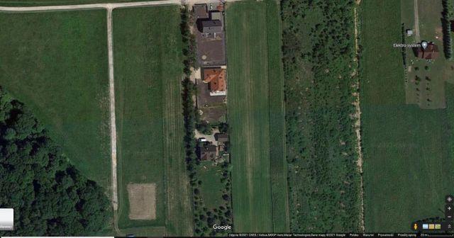 Działka rolna Kleszczów
