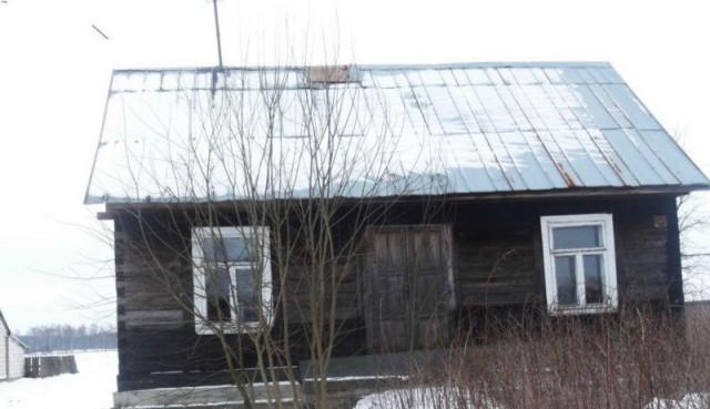 dom wolnostojący, 2 pokoje Jasionówka