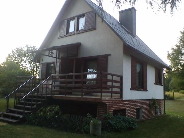 dom wolnostojący, 4 pokoje Morsko, ul. Leśna 4