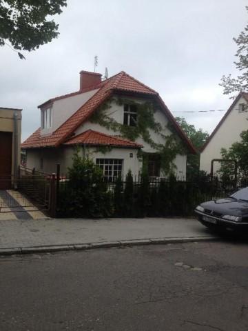 dom wolnostojący Gorzów Wielkopolski, ul. Artura Grottgera 30