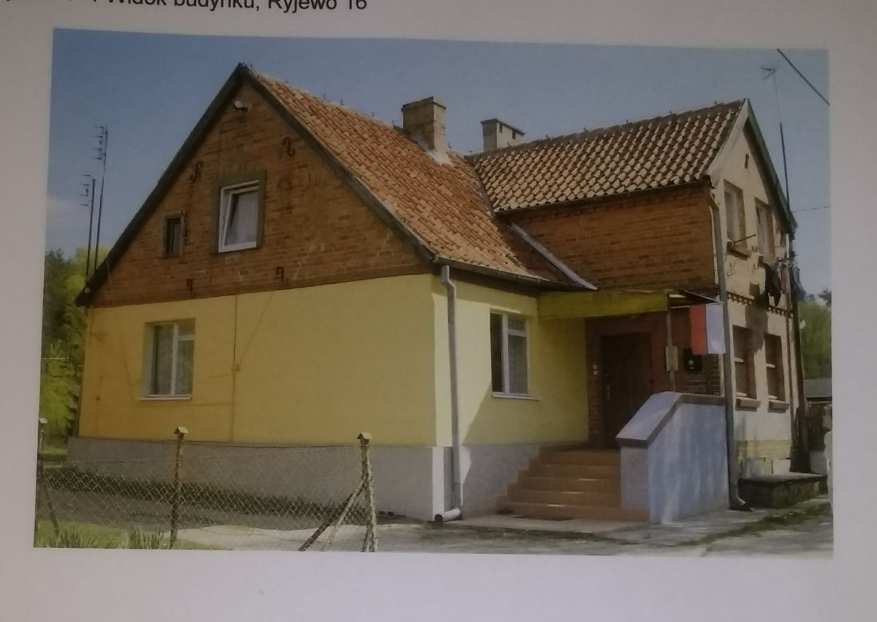 Mieszkanie 4-pokojowe Ryjewo, ul. Różana
