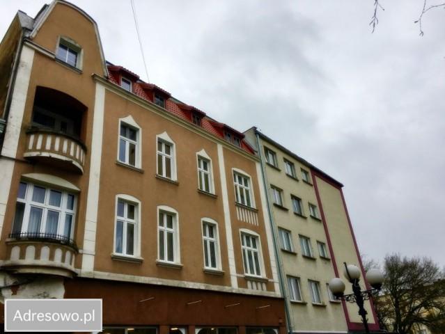 Mieszkanie 3-pokojowe Gorzów Wielkopolski Śródmieście, ul. Wełniany Rynek