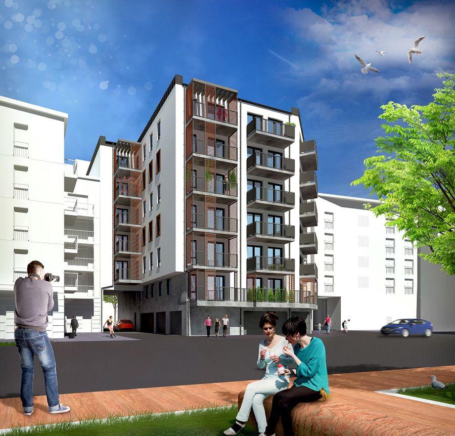 Mieszkanie 2-pokojowe Świnoujście, ul. Bohaterów Września