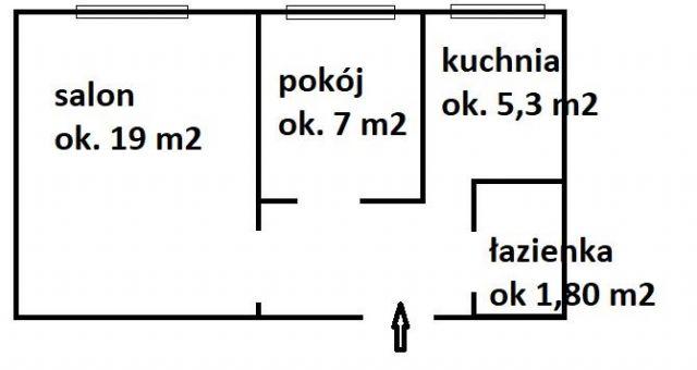 Mieszkanie 3-pokojowe Łódź Widzew