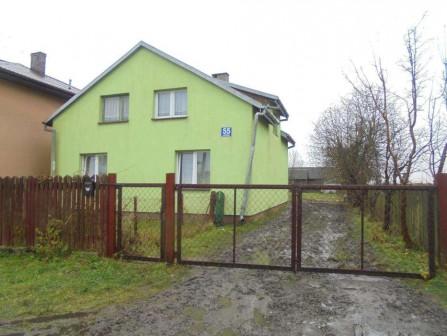 dom wolnostojący Jaroszowa Wola, ul. Leśna