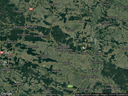 Mieszkanie 1-pokojowe Ostrowiec Świętokrzyski Huta, ul. Świętokrzyska