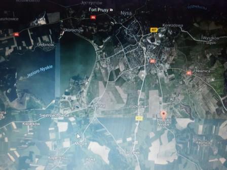 Działka budowlana Hajduki Nyskie